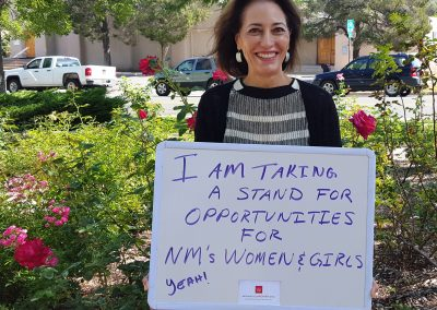 Felice Gonzales - Take A Stand - NMW.O