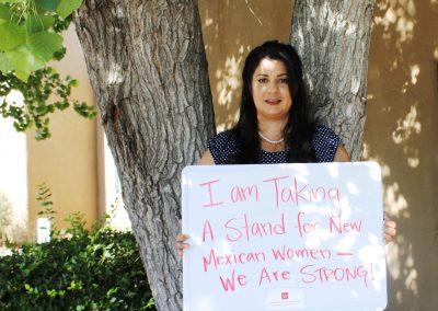 Loretta Maes Bischoff - Take A Stand - NMW.O