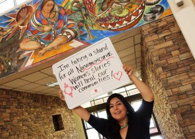 Patricia Trujillo - Take A Stand - NMW.O